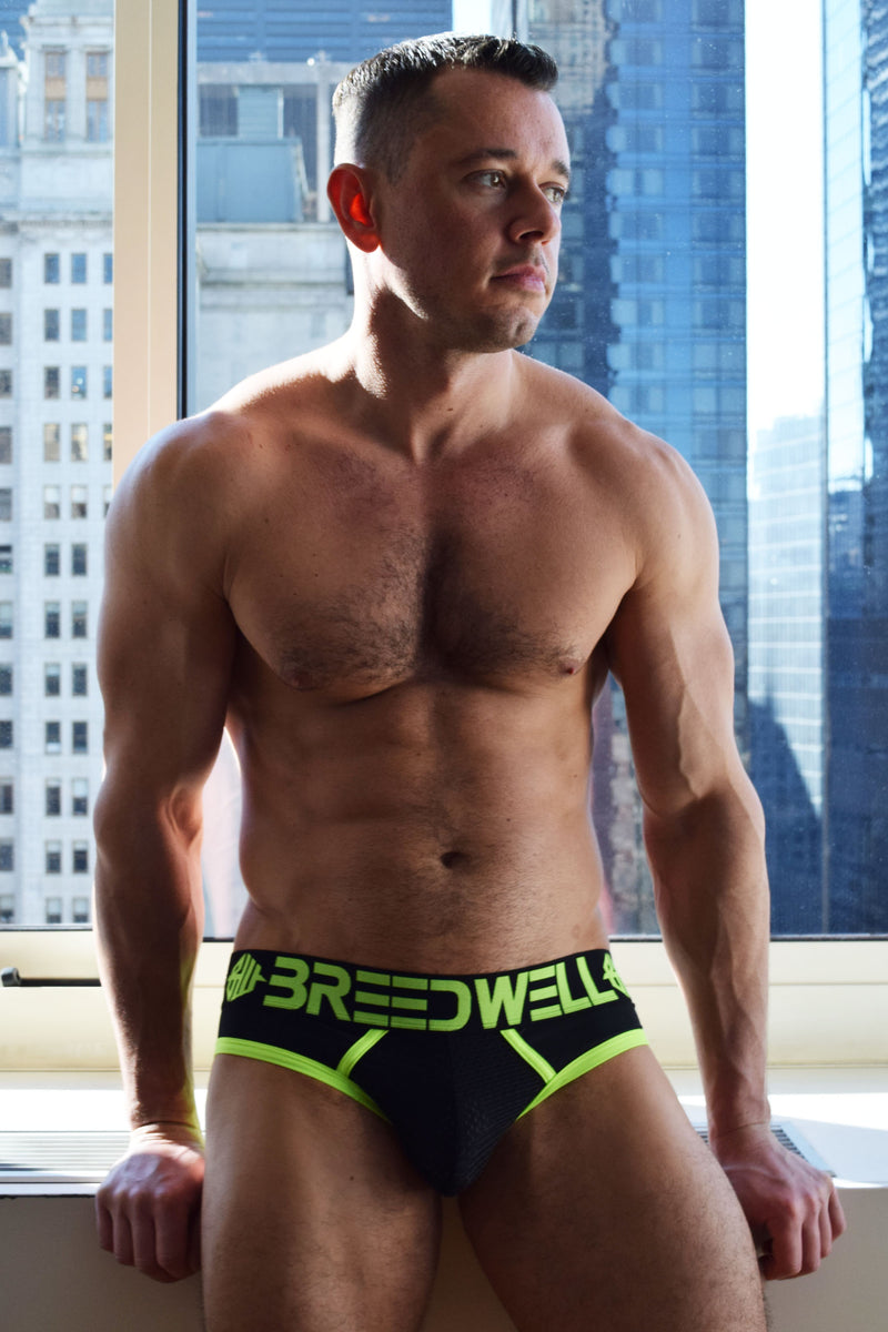 BLACKLIGHT CIRCUIT BRIEF - NEON GREEN