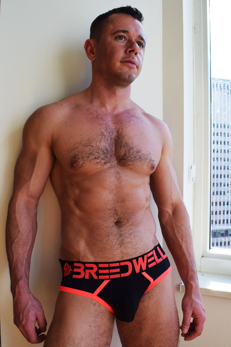 BLACKLIGHT CIRCUIT BRIEF - NEON ORANGE