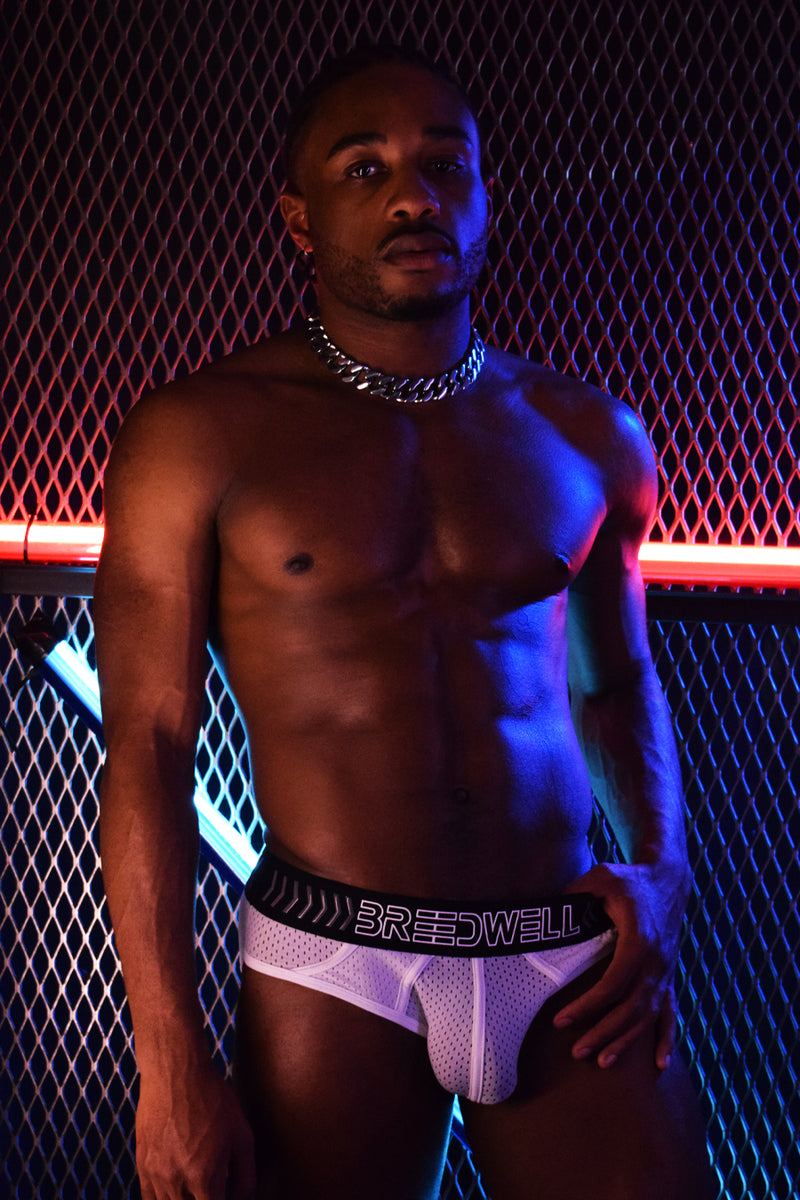 BREEDCORE BRIEF - WHITE