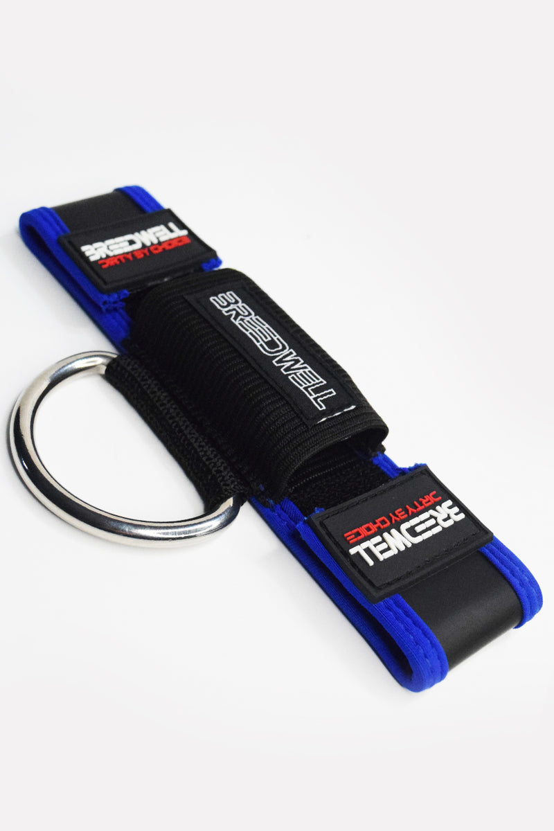 MARQUEE CENTER STRAP - BLUE