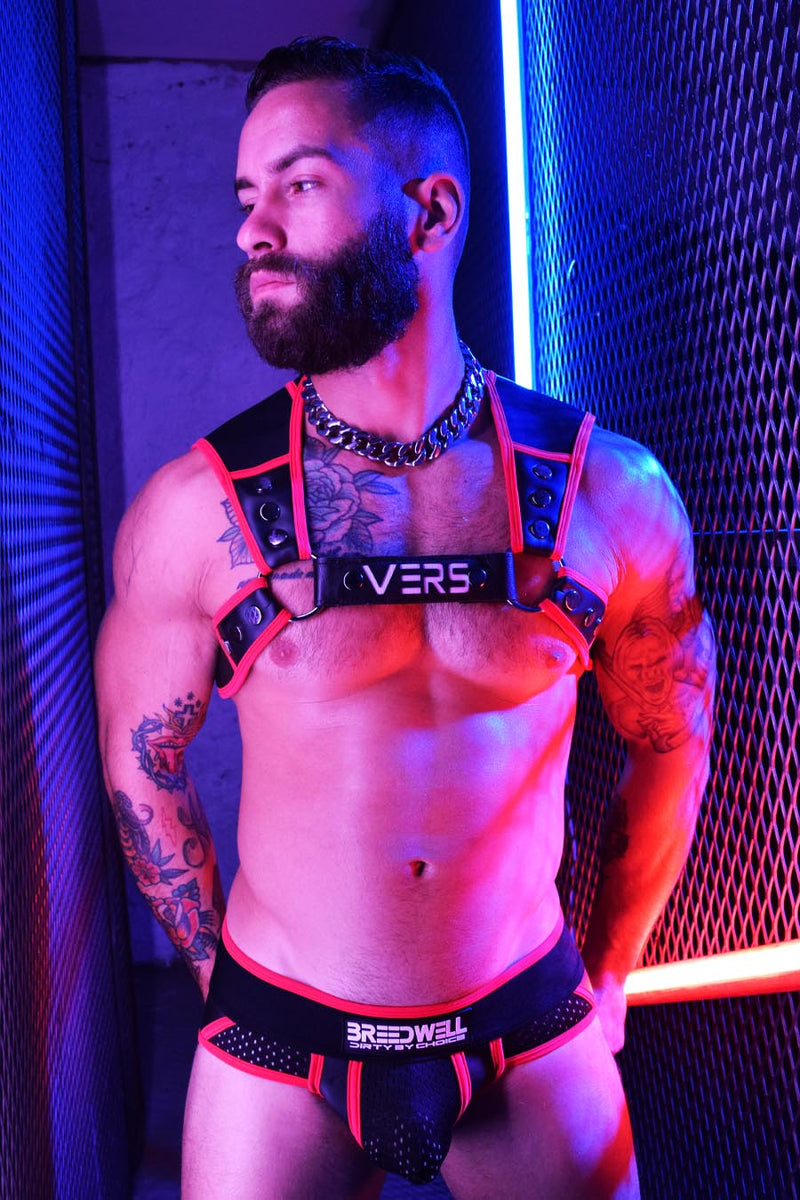 NEOGEAR HARNESS - RED