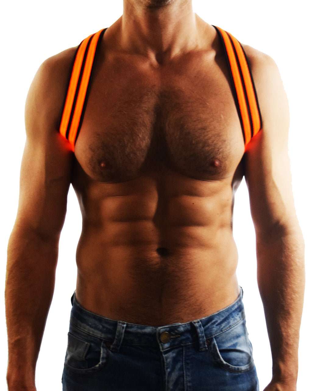 ORANGE GLOW SHOULDER HARNESS