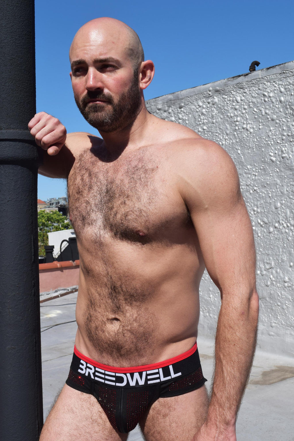RED STUD JOCKS