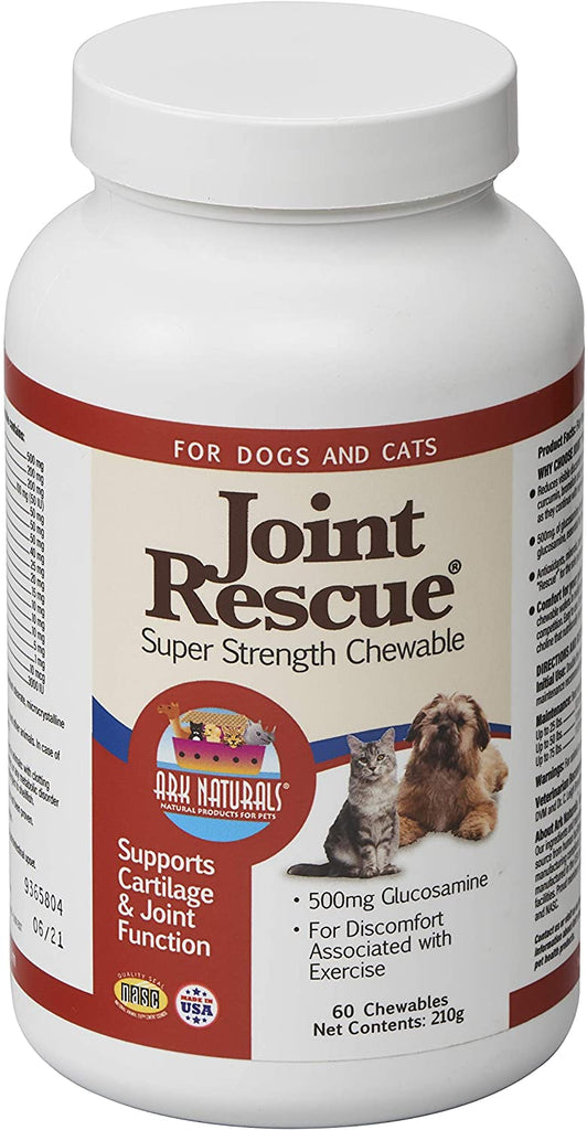 Ark Naturals Joint Rescue - 60 Chewables