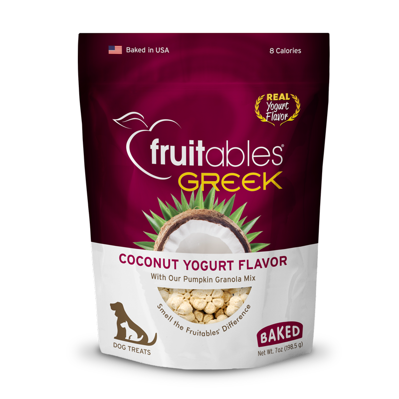 Fruitables Greek Yogurt Coconut - 7 oz