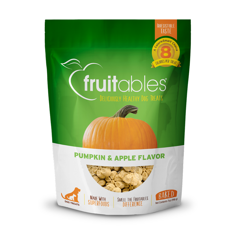 Fruitables Pumpkin & Apple 7 oz.