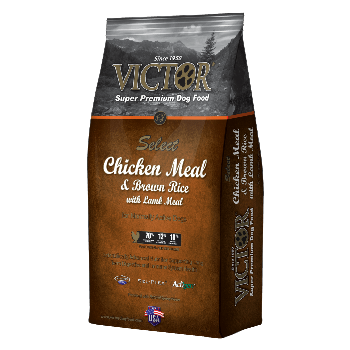Victor Chicken Meal & Brown Rice with Lamb Meal - Dry Dog Food