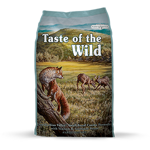 Taste of the Wild - Appalachian Valley™ Small Breed Canine Formula with Venison & Garbanzo Beans
