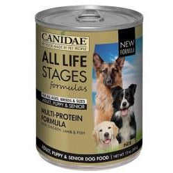 Canidae Life Stages - Chicken, Lamb, & Fish Formula - Canned Dog Food - 13 oz., Case of 12