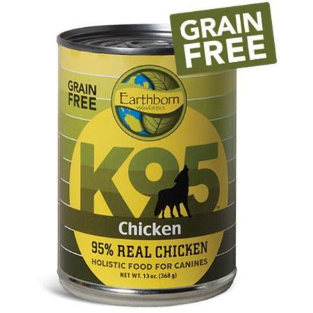 Earthborn K95 - Chicken - Canned Dog Food - 13 Oz., Case of 12