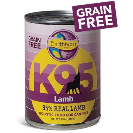 Earthborn K95 - Lamb - Canned Dog Food - 13 Oz., Case of 12