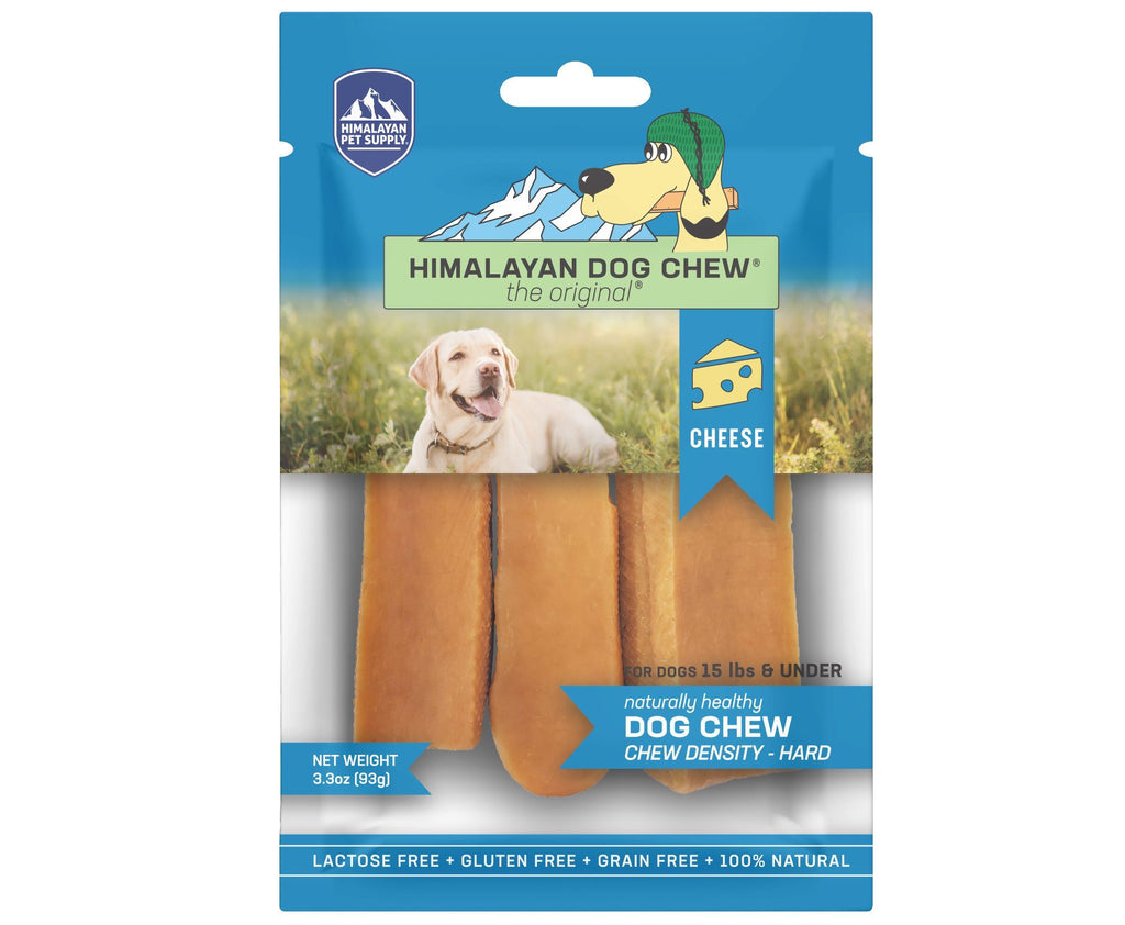 Himalayan Dog Chews - Small 15 lbs & Under