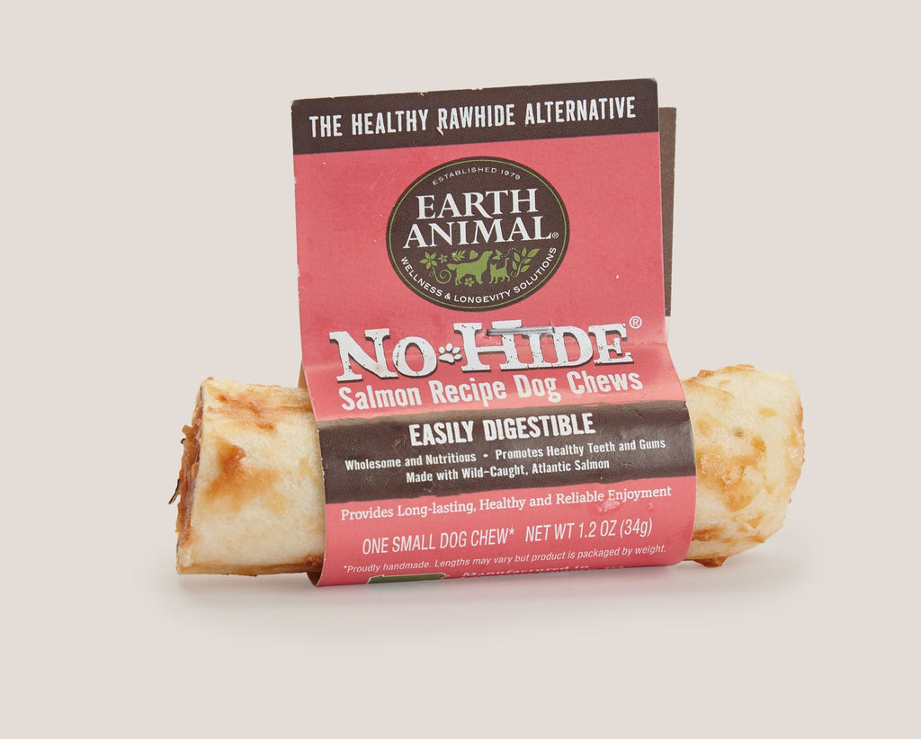 Earth Animal No Hide Chew - Salmon