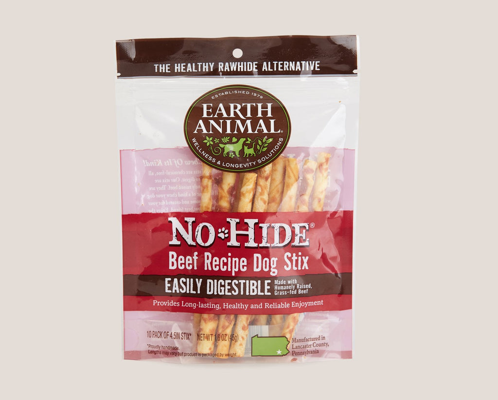 No-Hide Stix 10-Pack - Beef