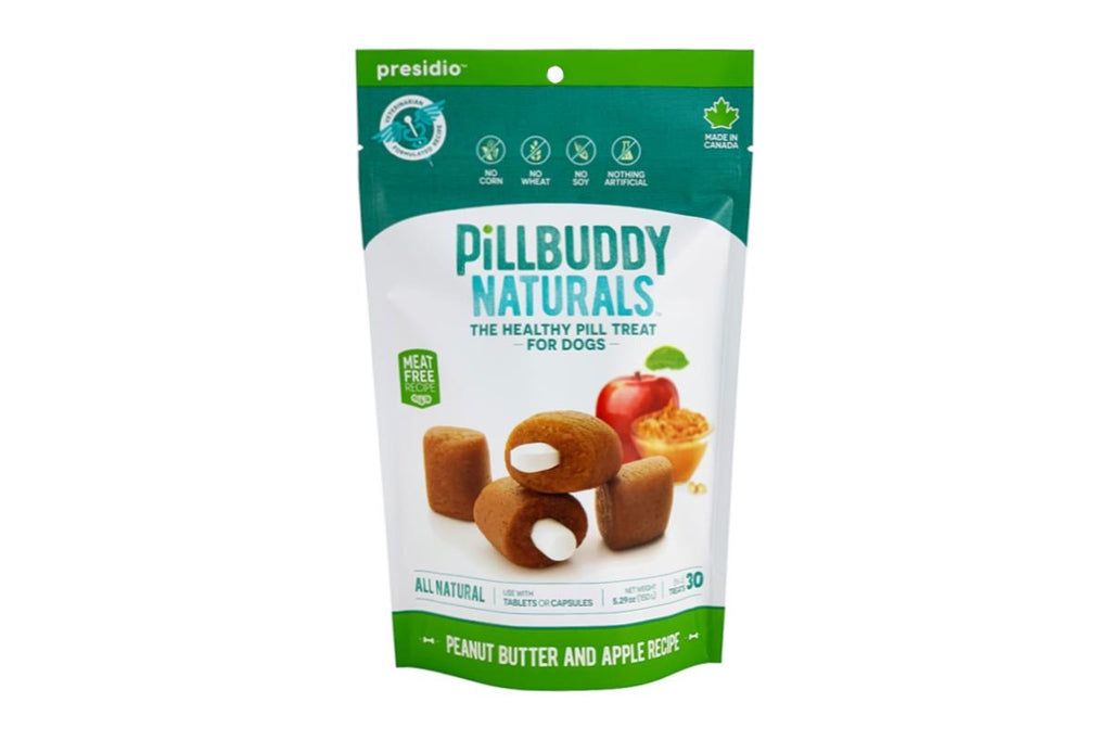 Pill Buddy Naturals - Peanut Butter and Apple