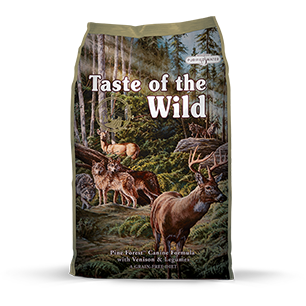 Taste of the Wild - Pine Forest® Canine Formula with Venison & Legumes