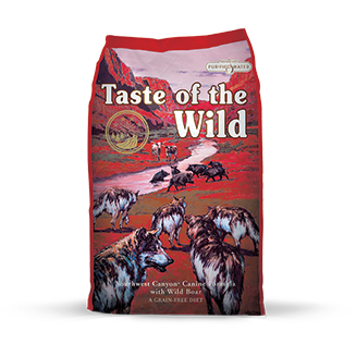 Taste of the Wild - Southwest Canyon® Canine Formula with Wild Boar