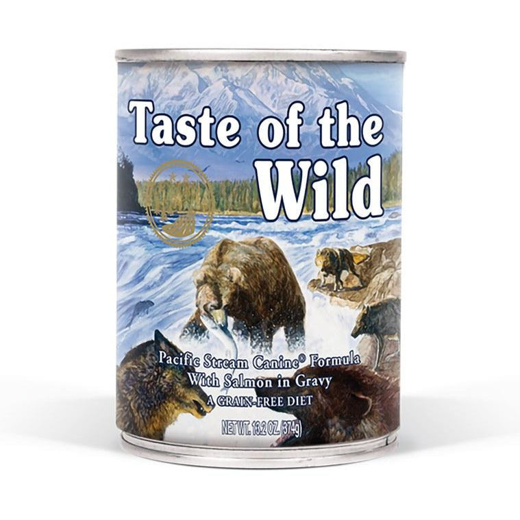Taste Of The Wild - Pacific Stream - Canned Dog Food - 13.2 oz., Case of 12