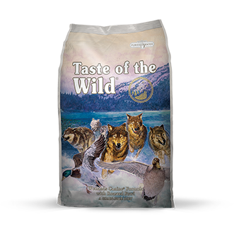 Taste of the Wild - Wetlands Canine® Formula with Roasted Fowl