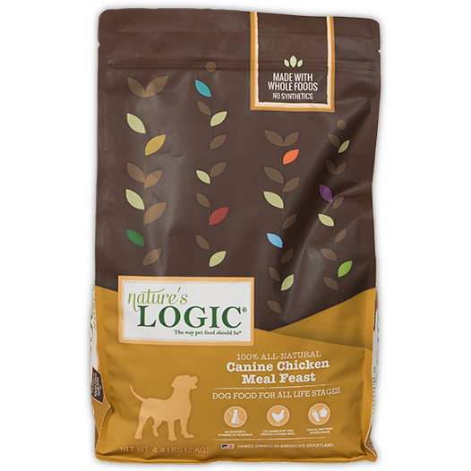 Nature's Logic Canine Chicken Meal Feast