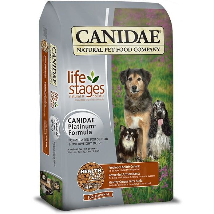 Canidae Life Stages - Platinum - Dry Dog Food