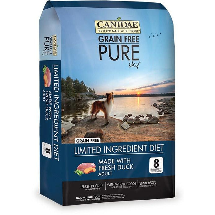 Canidae Grain Free - Pure Sky With Fresh Duck - Dry Dog Food