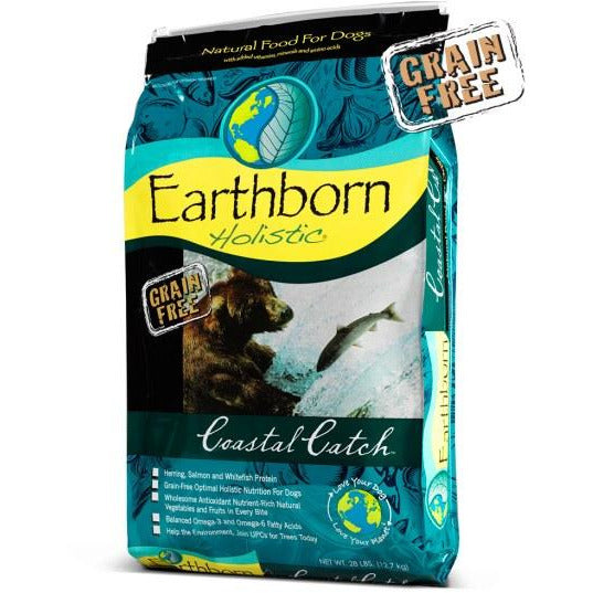 Earthborn Holistic - Coastal Catch - Dry Dog Food