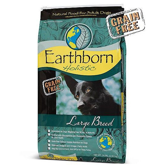 Earthborn Holistic - Large Breed - Dry Dog Food