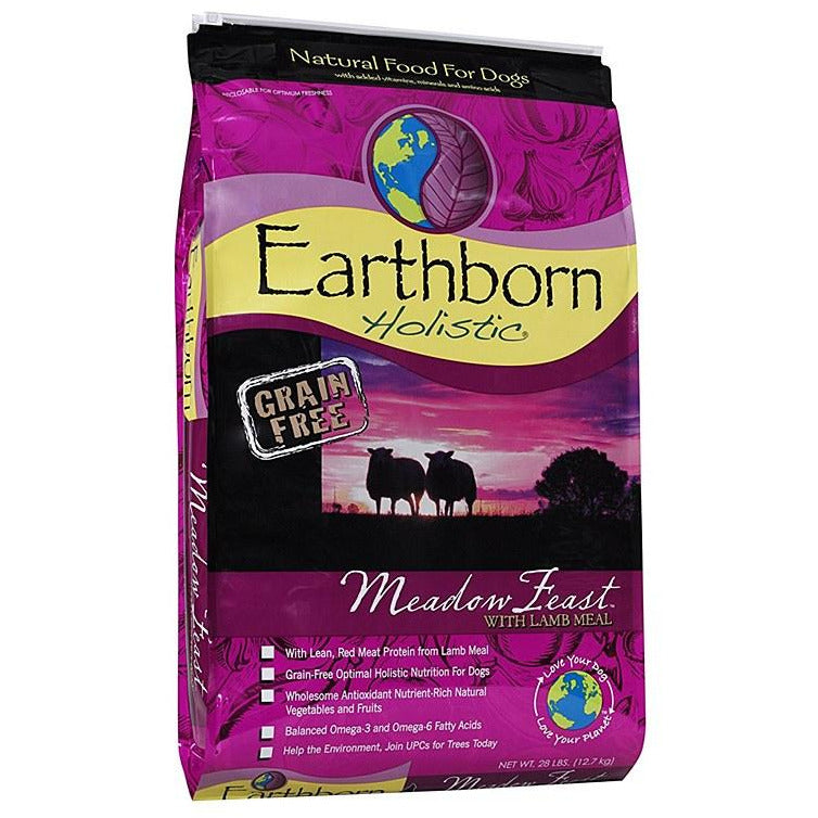 Earthborn Holistic - Meadow Feast - Dry Dog Food