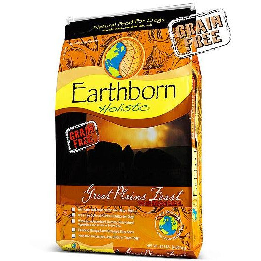 Earthborn Holistic - Great Plains Feast - Dry Dog Food