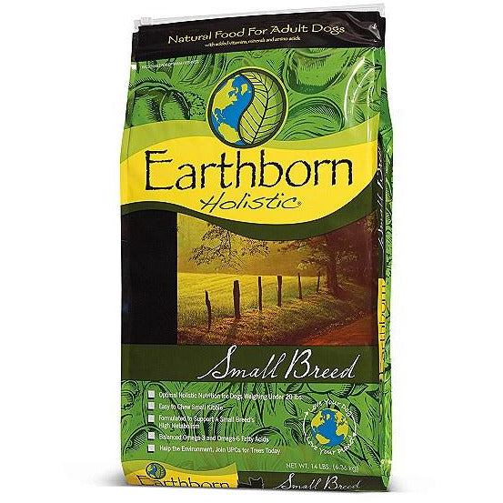 Earthborn Holistic - Small Breed - Dry Dog Food