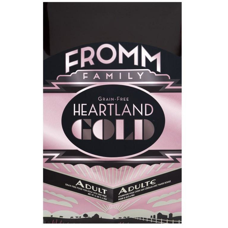 Fromm Heartland - Adult Grain Free - Dry Dog Food