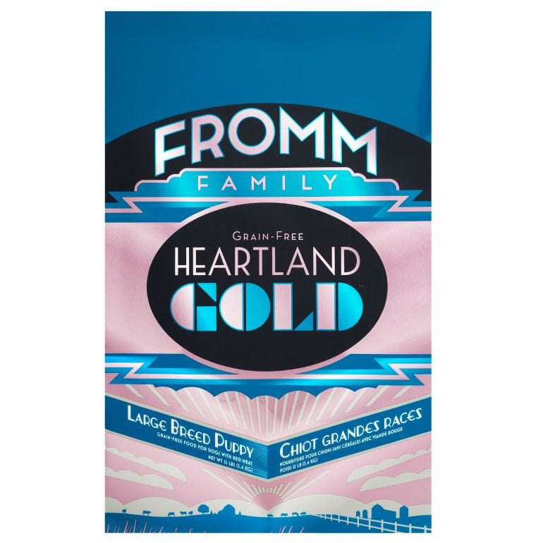 Fromm Heartland - Large Breed Puppy Grain Free - Dry Dog Food