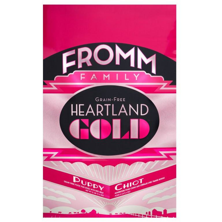 Fromm Heartland - Puppy Grain Free - Dry Dog Food