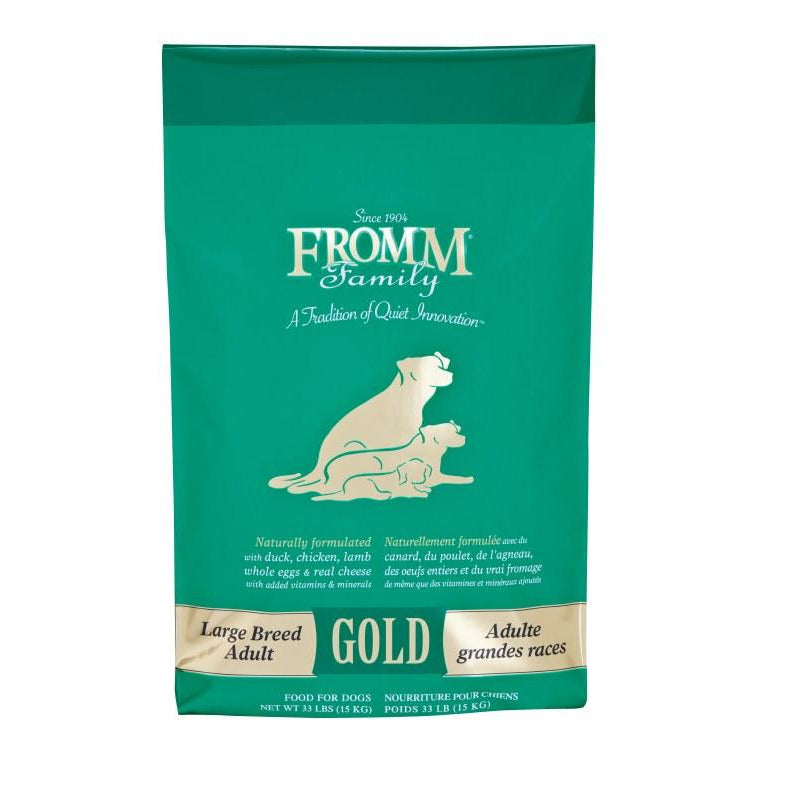 Fromm Gold - Large Breed Adult - Dry Dog Food