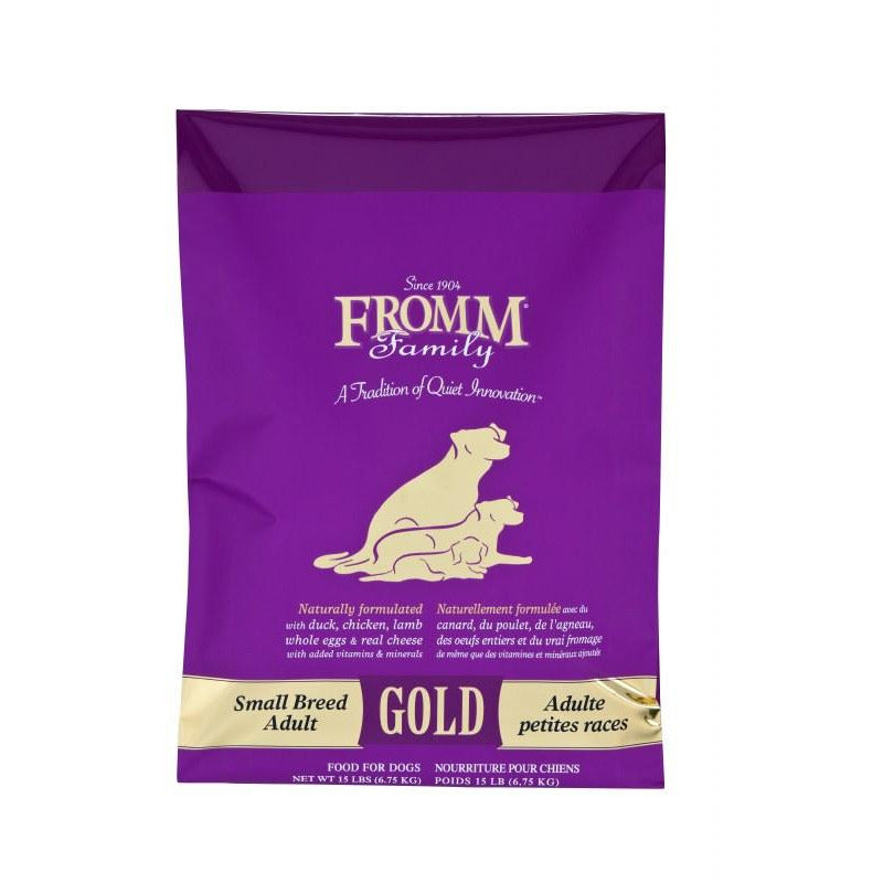 Fromm Gold - Small Breed Adult - Dry Dog Food