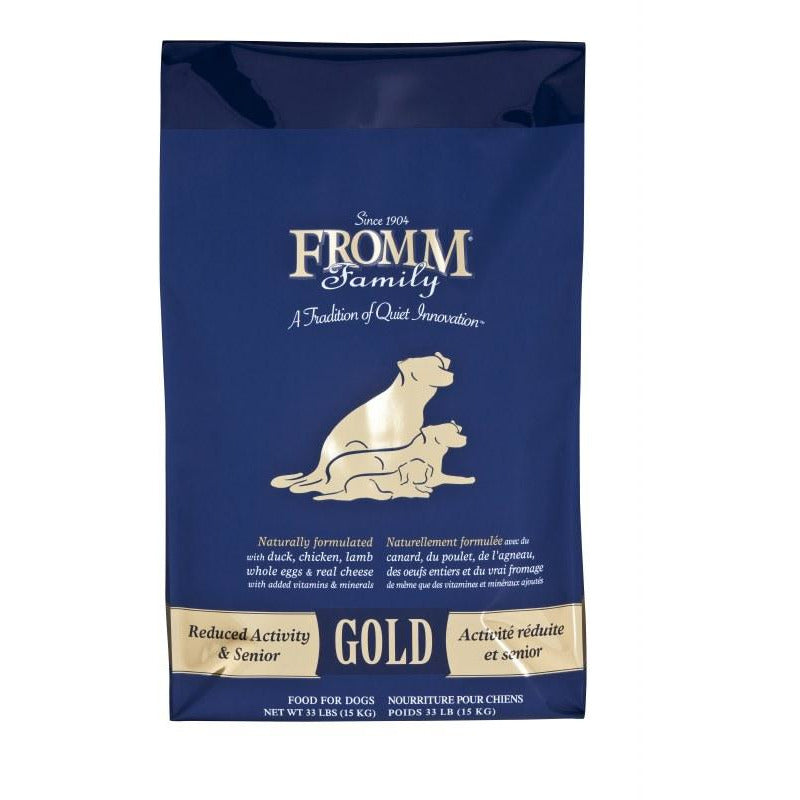 Fromm Gold - Senior And Reduced Activity - Dry Dog Food