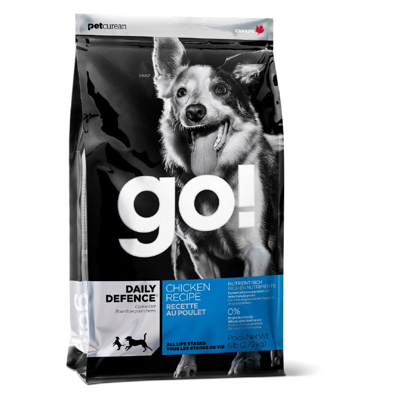 Go! Daily Defence - Chicken Recipe - Dry Dog Food