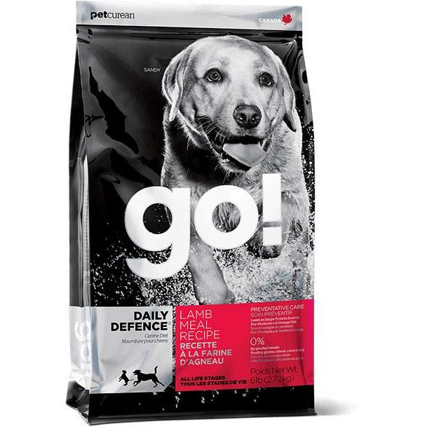 Go! Daily Defence - Lamb Meal Recipe - Dry Dog Food