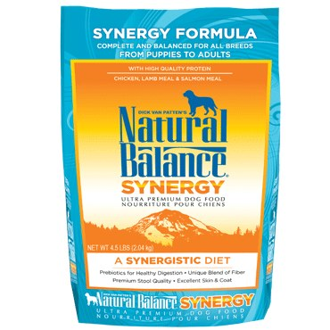 Natural Balance - Synergy Formula - Dry Dog Food