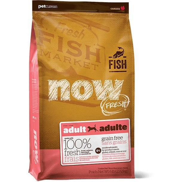 Now Fresh - Adult Fish - Dry Dog Food