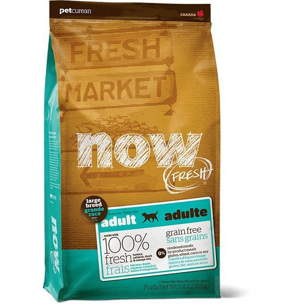 Now Fresh - Large Breed Adult - Dry Dog Food