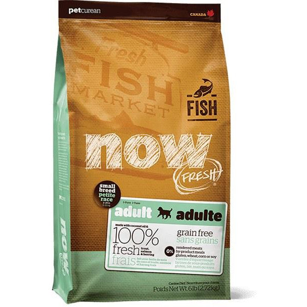 Now Fresh - Adult Fish Small Breed - Dry Dog Food