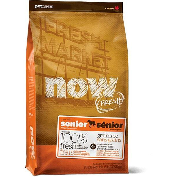 Now Fresh - Senior - Dry Dog Food