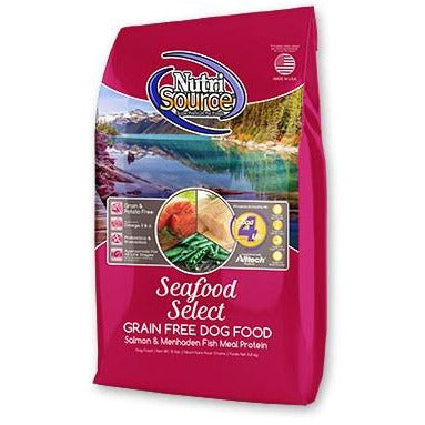 Nutrisource - Seafood Select - Dry Dog Food
