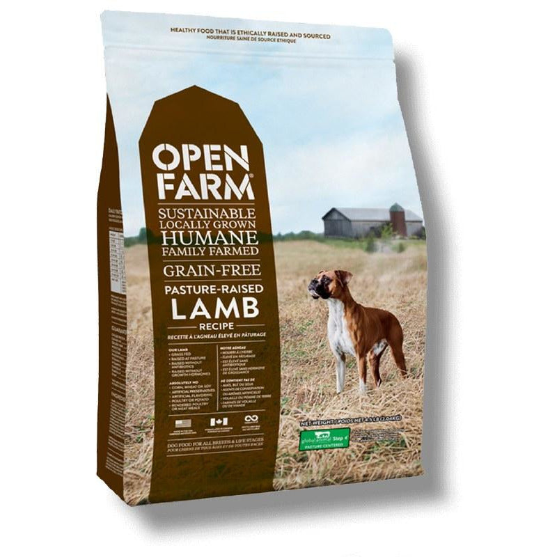 Open Farm - Lamb Recipe - Dry Dog Food