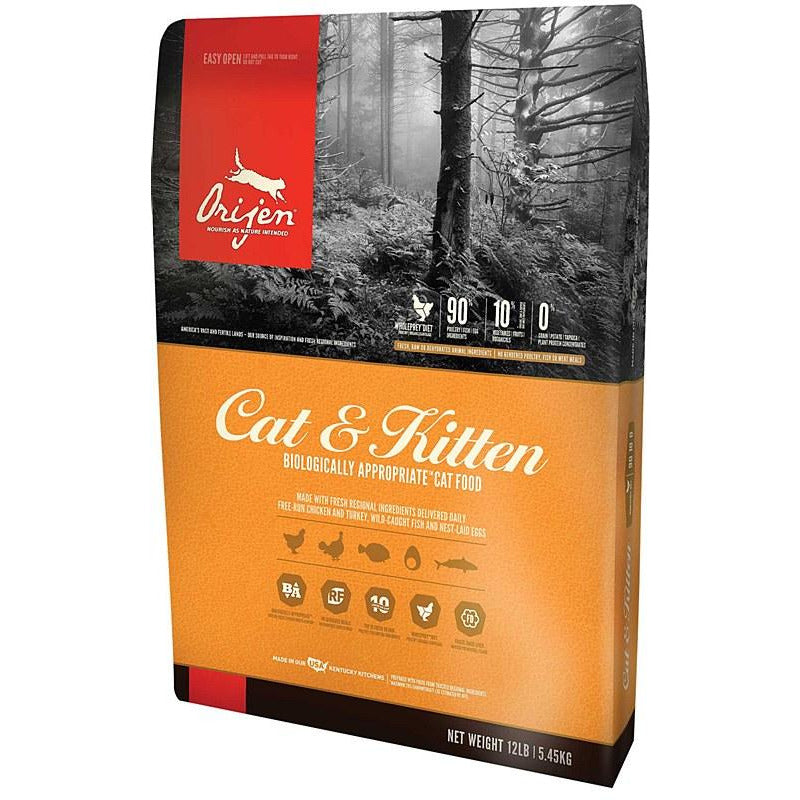Orijen Cat & Kitten Dry Cat Food
