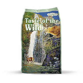 Taste of the Wild Rocky Mountain River Dry Cat Food