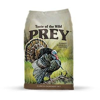 Taste Of The Wild Prey - Turkey Limited Ingredient - Dry Dog Food