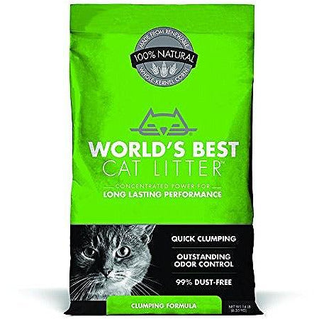 World's Best Original Clumping Litter